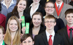 Johnson leads speech team to state