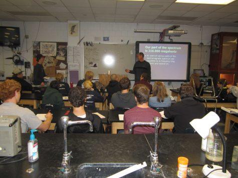 APES revolutionizes science classes