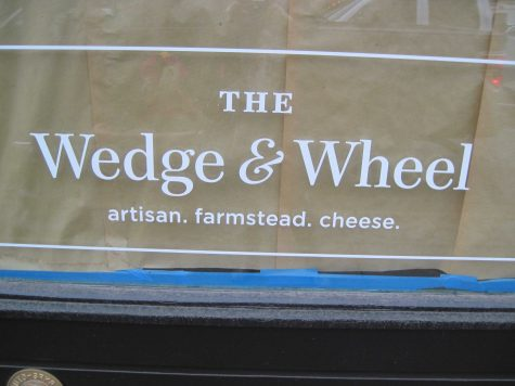 The Wedge and Wheel rolls into downtown Stillwater
