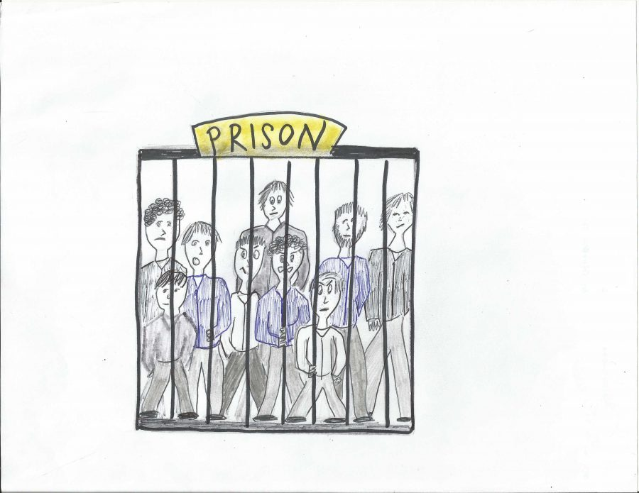 essay on prison overcrowding Jail and prison overcrowding statistics each year, over 600,000 people are admitted to state and federal prisons, and over 10 million are incarcerated in local jails.