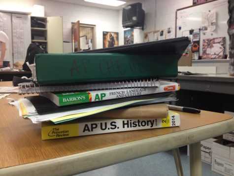 AP classes are becoming standard for students