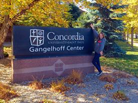 Seniors take on college courses