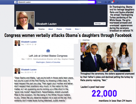 GOP staffer resigns after insolent comments to Obama's daughters
