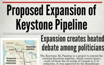 Keystone XL would cause problems