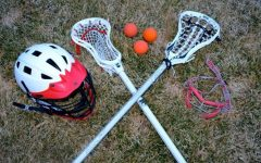 The snow melts and lacrosse begins