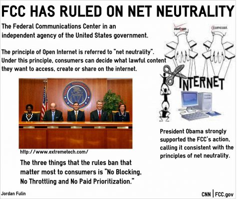 FCC rules internet 'open' for business