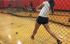 Girls fast pitch softball swings into season