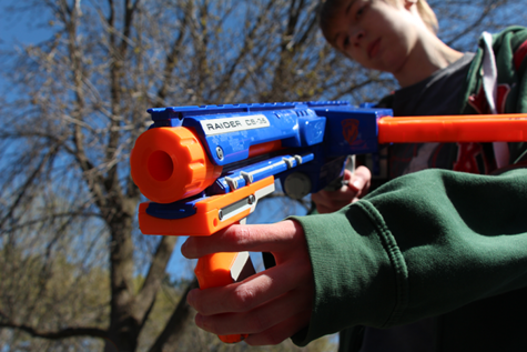 Stillwater Nerf war returns