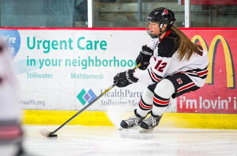 Konigson commits to play D1 hockey