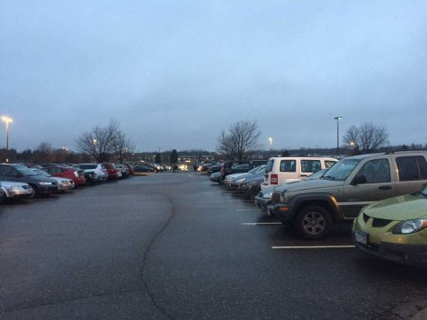 Staff to take up coveted spots in front parking lot