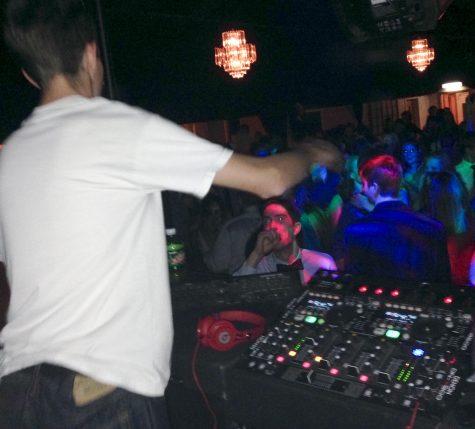 Tim Kromer pursues dream of being a DJ
