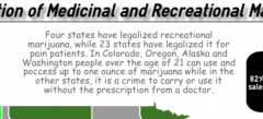 Recreational Marijuana harmful to Minnesotans