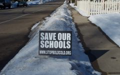 Boundary changes enforced due to potential school closings