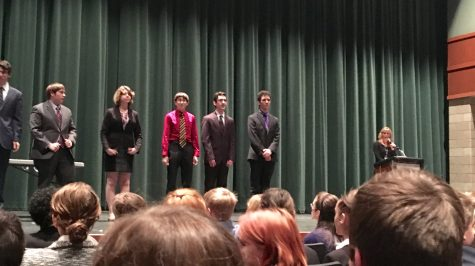 Speech team kicks off their season