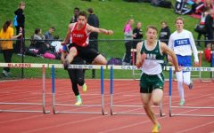 Boys track runs towards a championship