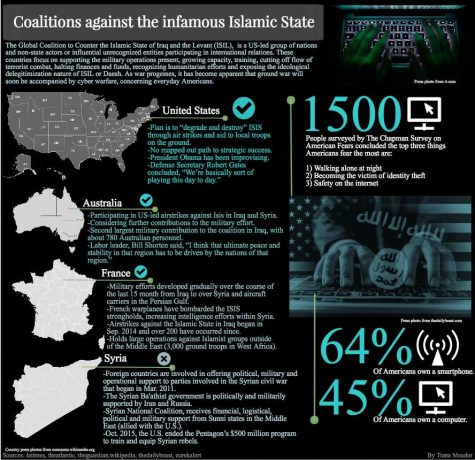 Delay of war on ISIS shakes cybersecurity