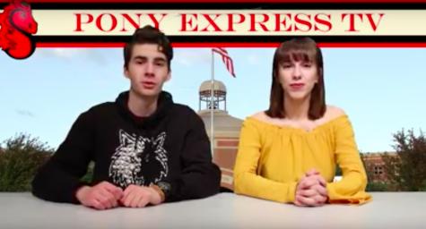 Pony Express TV April 11-15