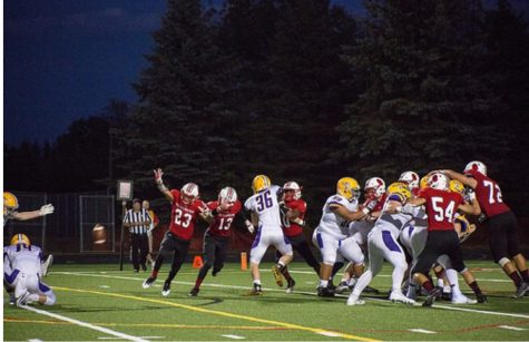 Highflying Pony football takes on CDH for No.1 in conference