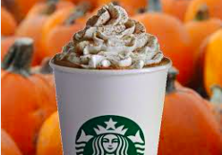 Starbucks brings back pumpkin spice