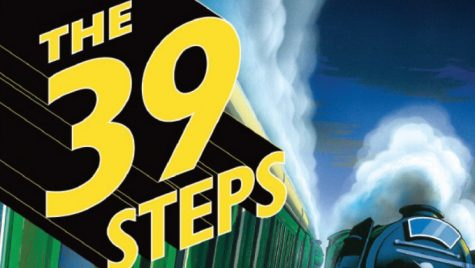 Drama club prepares fall play '39 Steps'