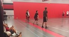 Intramural sports: comfortable and competitive