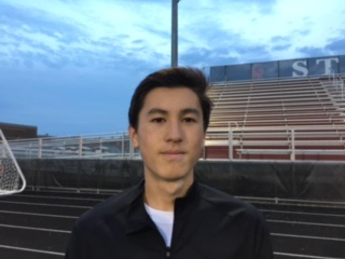 Kohei Adams leads boys soccer team to State