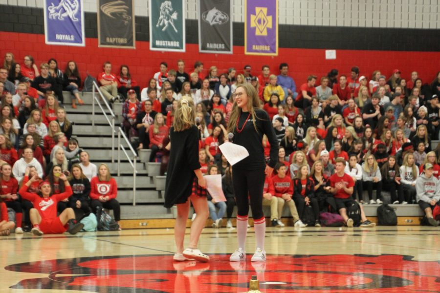 Pep-fest walk out starts discussion