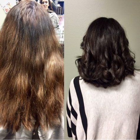 Shorter styles allow for healthier hair