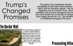 Trump's ever-changing promises prove conflicting