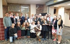 Debate team finished second in State at the Classic Minnesota Debate Tournament