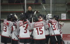 Coach Doman's leads hockey team, strong coaching skills