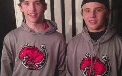 Dutko twins gear up for tennis season