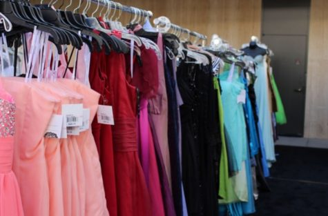 Operation Glass Slipper provides prom dresses for those in need