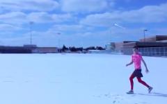 Ultimate frisbee team gains momentum