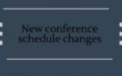 New conference format provides parents with personalized communication