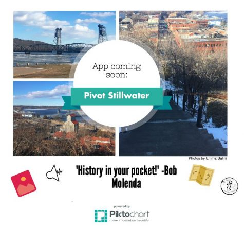 Molenda creates 'Pivot Stillwater' app for locals, tourists
