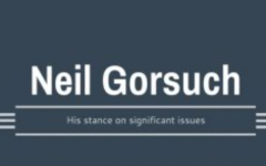 Gorsuch not qualified for Supreme Court