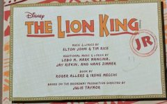 Sixth graders suit up for 'The Lion King'