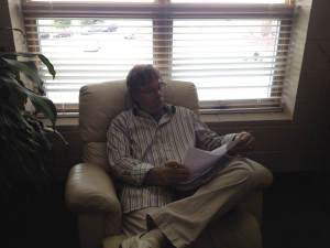 Kaul uses his 27 years of teaching experience and masters degree in addiction counseling to connect with his students and create and enjoyable learning environment.