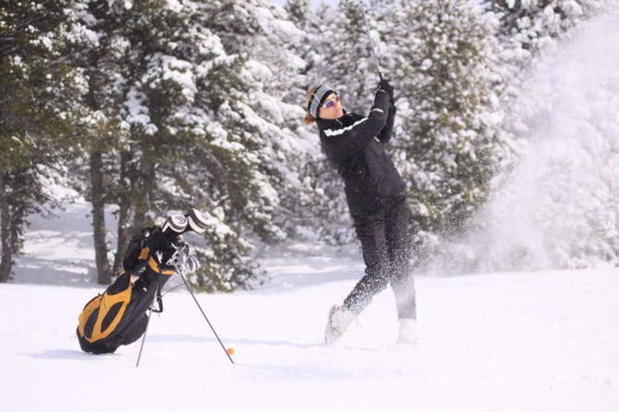Golf works around weather restrictions