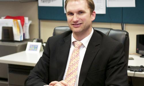 Principal Laager leaves Stillwater Area High School