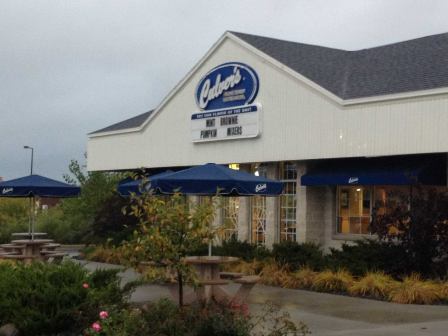 Photo by Kelly Roehrig Stillwater Culver's sports its new interior.