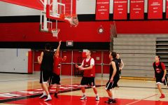 Boys basketball players anticipate strong season