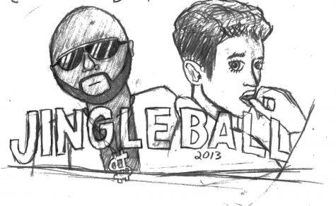 Jingle Ball twerks into Twin Cities