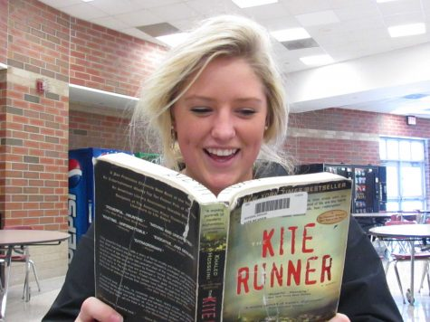 "Although no book has been banned at SAHS, there have been attempts. Teachers have to weigh out the controversial issues and the learning experience. Hansen said, ""The riskiest book I teach right now… is The Kite Runner. That has a rape in it, it's a pre teen boy raping a younger boy which I always think, you know, how's the class going to handle this?"""