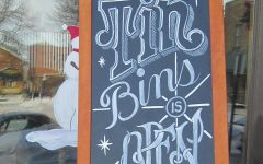 Tin Bins hosts local performers