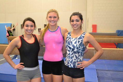 Gymnastics captains ready for a great season