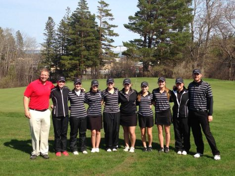 Second Reverend Deeg brings promise to girls golf
