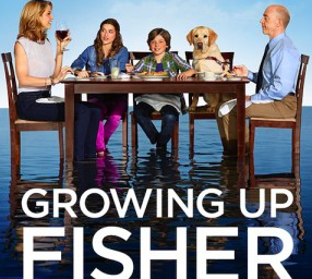 NBC begins new television comedy, 'Growing Up Fisher'