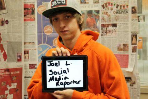 Photo of Joel Lange